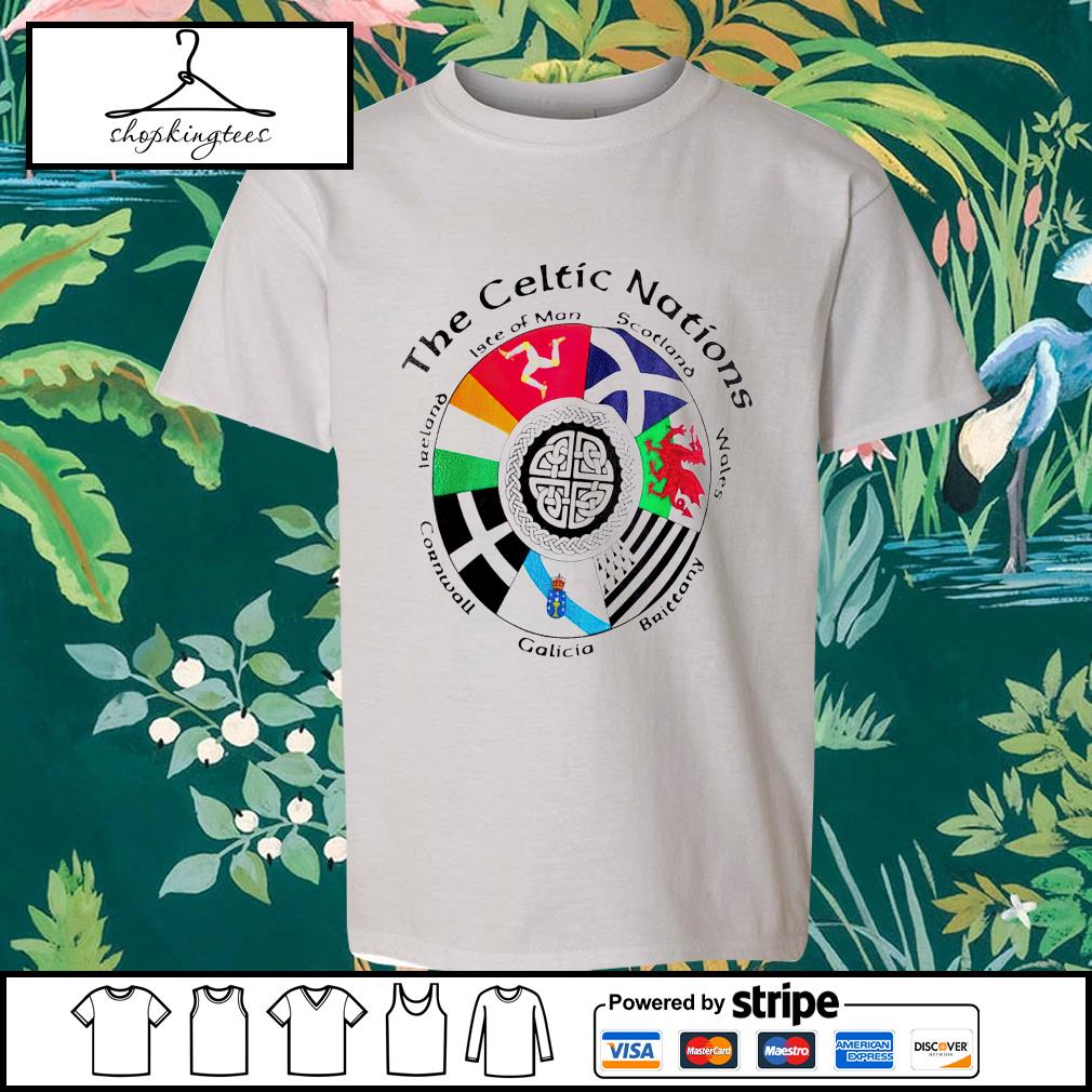 The Celtic Nations shirt